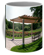 Rose Garden Retreat Coffee Mug