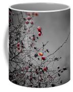 Rose Hip Red Coffee Mug