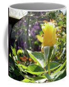 Rose In A Bubble Digital Art Coffee Mug