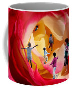 Rose Labyrinth Coffee Mug