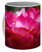 Rose Like A Lotus Flower Coffee Mug