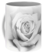 Rose Of Innocence Coffee Mug