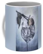 Rose On The Rocks Coffee Mug by Joana Kruse
