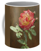 Rose On Thornridge Road Coffee Mug