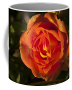 Rose Orange Coffee Mug