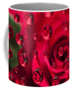 Rose Syrup Abstract 1 A Coffee Mug