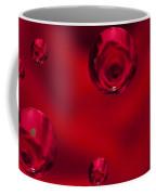 Rose Syrup Abstract 1 B Coffee Mug