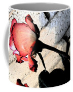 Rose To The Side 5 Coffee Mug