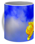Rose To The Sky Coffee Mug
