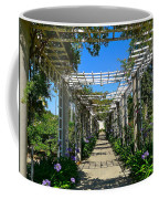 Rose Trellis Coffee Mug