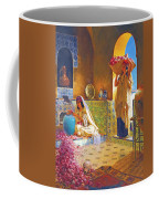 Rose Water Coffee Mug