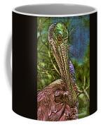 Roseate Spoonbill Art Coffee Mug