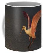 Roseate Spoonbill Photograph Coffee Mug