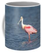 Roseate Spoonbill Platalea Ajaja Coffee Mug