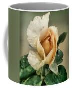 Rosebud After The Rain Coffee Mug