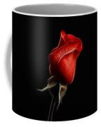 Rosebud Coffee Mug by Sandy Keeton