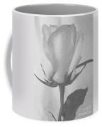 Rosebud Sketch No 1 Coffee Mug