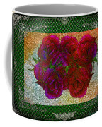 Roses- Featured In Beautiful Roses And Comfortable Art Groups Coffee Mug