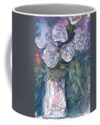 Roses In A Vase Coffee Mug