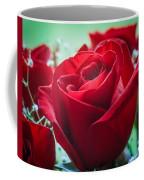 Roses In The Window Coffee Mug