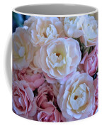 Roses On The Veranda Coffee Mug