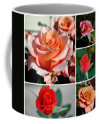 Roses Roses Roses I Thank All The Roses Coffee Mug