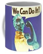Rosie In Negative Coffee Mug