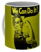 Rosie In Yellow Coffee Mug