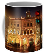 Rossio Train Station Coffee Mug