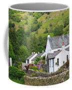 Rosthwaite In The Valley Of Borrowdale Lake District Coffee Mug