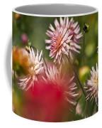 Rosy Dahlias Coffee Mug