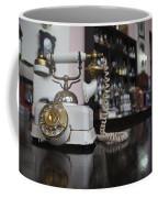 Rotary Phone  Coffee Mug