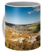 Rothbury Town From The Terraces Coffee Mug