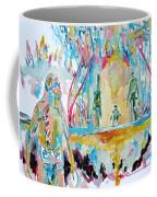 Rotten Friends-we Love Them All Coffee Mug