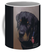 Rottweiler Dog Coffee Mug