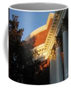 Rotunda At The University Of Virginia Coffee Mug