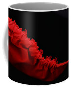 Rouge Et Noir - Red And Black - Abstract Coffee Mug