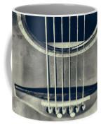 Rough Acoustic  Coffee Mug