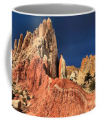 Rough Rainbow Colors Coffee Mug