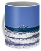 Rough Seas Shrimping Coffee Mug
