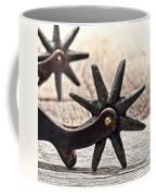 Rough Spurs Coffee Mug