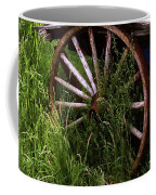 Round And Rusty Coffee Mug