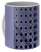 Round In Circles Coffee Mug