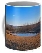 Round Pond Coffee Mug