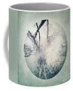 round treetops I Coffee Mug by Priska Wettstein