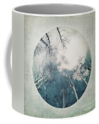 round treetops III Coffee Mug