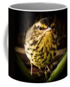Round Warbler Coffee Mug