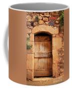 Roussillon Door Coffee Mug