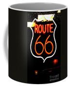 Route 66 2 Coffee Mug