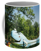 Route 66 Blue Whale Waterpark Coffee Mug